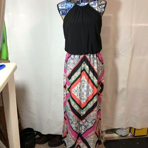 Beautiful formal Maxi Dress by MSK